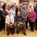 Trägerverein startet mit 66. Geburtsnachfeier ins neue Jahr