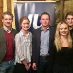 Junge Union wählt neuen Vorstand: Pascal Schoppol bleibt Vorsitzender