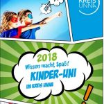 Kinder-Uni kommt im Februar nach Holzwickede