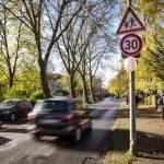 """Serie """"Verkehrsregeln aufgefrischt"""": Wie lange gilt ein Tempolimit?"""