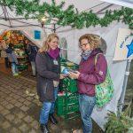 Wir für Holzwickede bietet gebrauchte Bücher auf Weihnachtsmarkt an