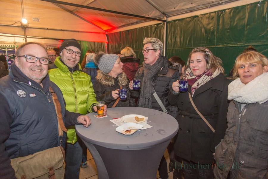Die Holzwickeder dürfen sich freuen: Am Samstag, 3. März wird es wieder eine Winter-Edition des beliebten Streetfood-Marktes geben. (Foto: P. Gräber - Emscherblog.de)