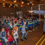 Mathematik und Fußball füllen Kinderuni im Forum spielend