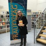 Lesung mit der Journalistin Rebecca Beehrheide zum Frauentag 2018