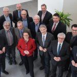 NRW-Ministerin Ina Scharrenbach in Bürgermeisterrunde zu Gast