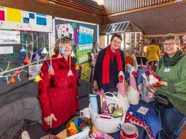 Der Holzwickeder Frühlingsmarkt weckt vom 8. bis 10. März wieder Frühlingsgefühle im Forum des Schulzentrums. (Foto: P. Gräber - Emscherblog)
