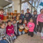 Kinder der Dudenrothschule gestalten Ausstellung zu Kinderrechten