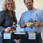 """Ferienworkshop für Kinder: """"Bau dir deinen Flecki-Flitzer"""""""