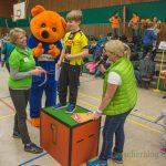 Verkleidet Spielen und Sporteln beim 21. Spielfest des HSC
