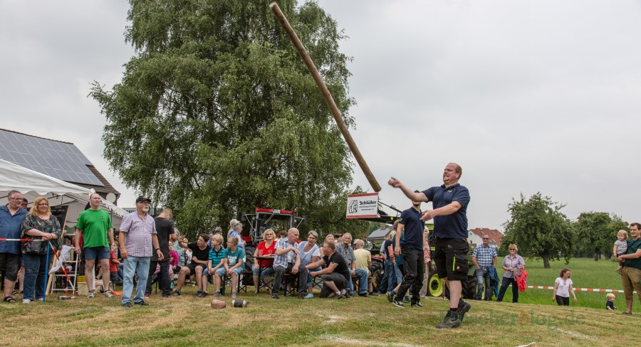 """Beim Haarstrangfest durchaus schon praktiziert, will der HSC nun eine eigene Abteilung """"Highlandsport"""" ins Leben rufen. (Foto: P. Gräber - Emscherblog.de)"""