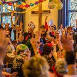 Wehe, wenn sie losgelassen… KFD Liebfrauen feiert Weiberfastnacht
