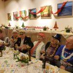 Je oller, je doller: 60 Senioren feiern Karneval im Seniorentreff