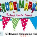 """Trödelmarkt """"Rund ums Kind"""" im DRK-Kindergarten"""