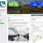 Flussmanager jetzt auch auf Facebook
