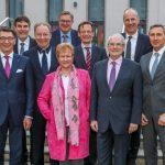 IHK-Vollversammlung wählt neues Präsidium