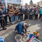 Fünf Stolpersteine wider das Vergessen in Holzwickede verlegt