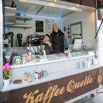 Neue Quelle für Kaffee und Waffeln auf dem Wochenmarkt kommt gut an