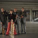 Kammermusik mit dem Kokopelli Saxophon Quartett: Vier Mal Saxophon im Spiegelsaal