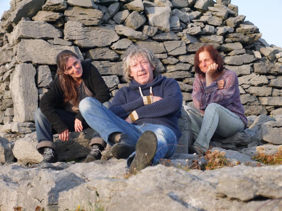 Die irische Band Band Fragile Matt gastiert auf Haus Opherdicke. (Foto: Fragile Matt)