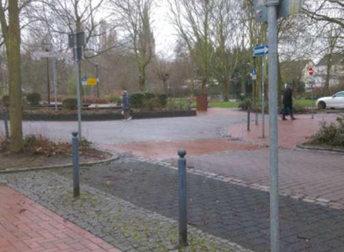 Sanierung der Fahrbahn Parkstraße beginnt