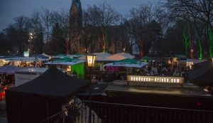 Streetfoodmarkt Winter Edition