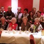 Einladung für Service-Damen aus Seniorentreff