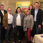 Holzwickeder Liberale wählen neuen Vorstand beim Ortsparteitag