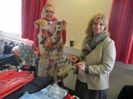 Der 3. Ladies Fashion Markt des Holzwickeder Sport Clubs (HSC) lockte zahlreiche Schnäppchenjägerinnen an. (Foto: privat)