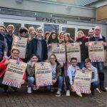 Totgesagte leben länger: Josef-Reding-Schule feiert 50. Geburtstag ganz groß