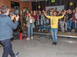 """Vorsitzender des neuen Musical-Vereins """"Virhand auf"""": Kim Friehs. (Foto: P. Gräber - Emscherblog.de)"""