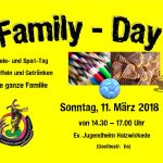 Family-Day im ev. Jugendheim