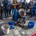 Fünf weitere Stolpersteine erinnern an Opfer der Nazi-Herrschaft in Holzwickede