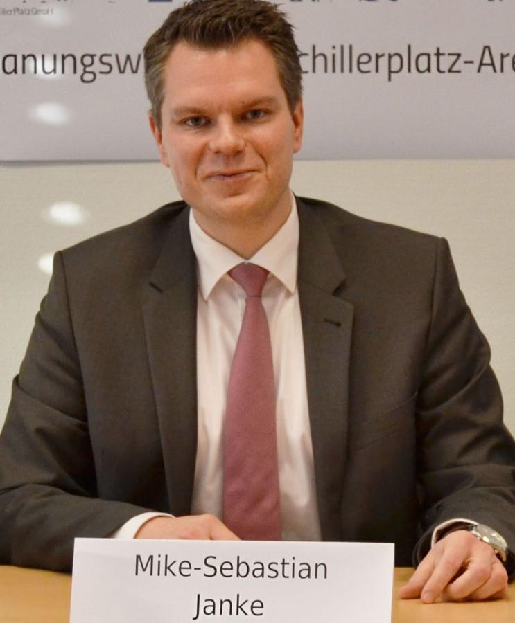 Soll neuer Kreisdirektor werden: Mike-Sebastian Janke (Foto: Stadt Iserlohn)