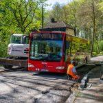 Steinbruchstraße wird saniert: Teilsperrung und Haltestellenausfälle