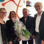 Verabschiedung in Ruhestand: Christine Windfuhr-Koch 37 Jahre im Dienste der AWO