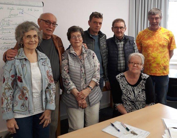 Die Teilnehmer des diesjährigen Vereinsseminars des Blauen Kreuzes Ortsgruppe Holzwickede. Foto: privat)
