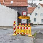 VKU fährt Umleitung der Umleitung in Holzwickede
