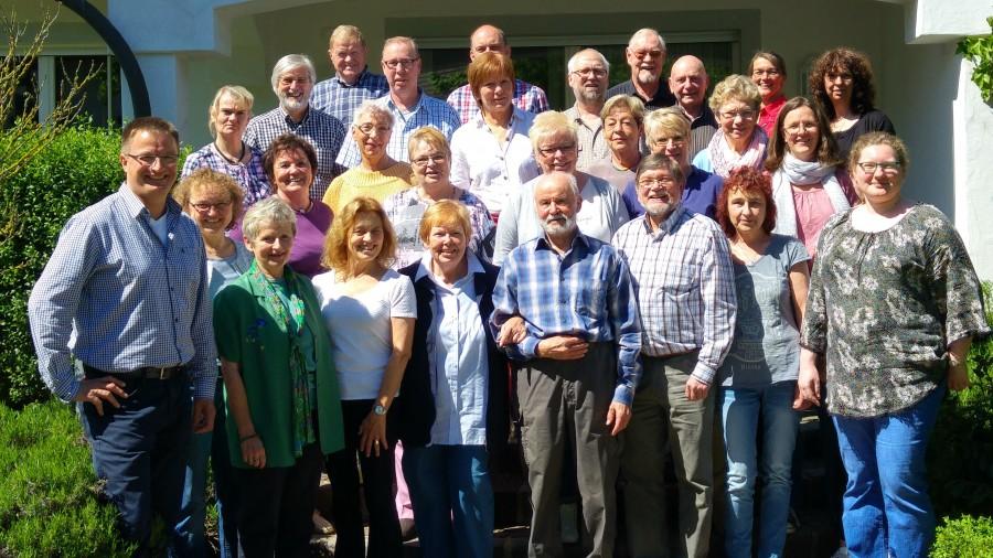Singt am kommenden Samstag in Unna im Seniorenheim Haus Husemann: der Holzwickeder Chor Cantabile. (Foto: privat)