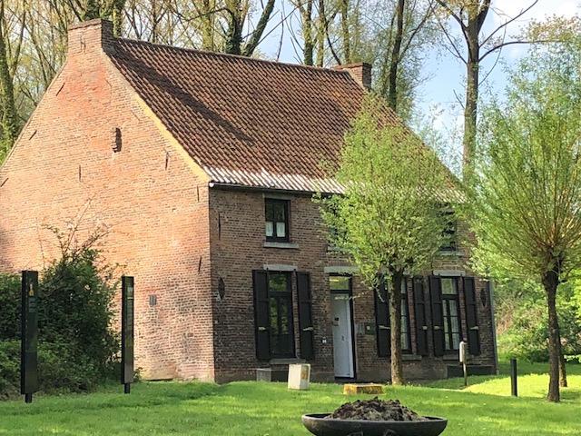 In diesem Haus in Cuesmes bei Mons lebnte der Maler Vincent van Gogh. (Foto: privat)