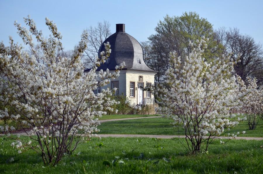 Der Kreis lädt bei Tag der Gärten nach Opherdicke ein. Foto: Birgit Kalle – Kreis Unna