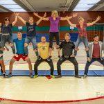 Kollegium der Josef-Reding-Schule trainiert für großes Zirkusprojekt