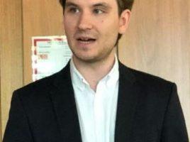 Neuer Vorsitzender der JU Kreis Unna: Tobias Hindemitt. (Foto: privat)