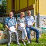 Gemeinde vollversorgt: Neue Kita im Süden und auf Festplatz eröffnen im Herbst 2019