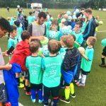 HSC-Fußball-Camp für Kinder jeder Spielstärke