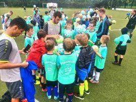 Auch in diesen Sommerferien veranstaltet der HSC wieder sein beliebtes Fußballcamp. (Foto: privat)