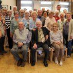 Trägerverein Seniorentreff feiert 68. Geburtstagsnachfeier mit seinen Mitgliedern