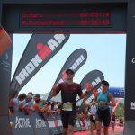 Erfolgreicher Gründer auch sportlich gut dabei: Erster Ironman 70.3 für Daniel Marx