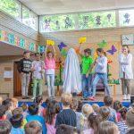 Nordschulkinder unternehmen Fantasiereise in ihrer Projektwoche