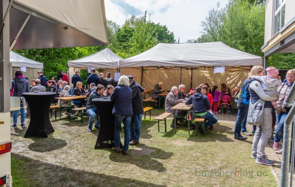 Die Abenteuernächte der Auch in diesem Jahr wird die Ev. Jugend wieder  zum Tanz in den Mai einladen und das Maifest der Kirchengemeinde mitorganisieren. (Foto: P. Gräber - Emscherblog.de)