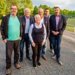 Stabwechsel im Ortsverband für Sport: Udo Wiesemann wieder Vorsitzender